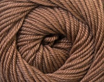 Fiber Content 100% Wool, Brand ICE, Camel Brown, Yarn Thickness 3 Light  DK, Light, Worsted, fnt2-34712