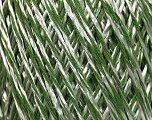 Composition 100% Viscose, Silver, Yarn Thickness Other, Brand Ice Yarns, Green, fnt2-35739