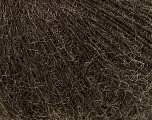 Composition 40% Acrylique, 30% Polyamide, 30% Laine, Brand Ice Yarns, Brown, Yarn Thickness 2 Fine  Sport, Baby, fnt2-35826