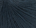 This is an excellent yarn with high-content of Alpaca, Mohair, and Merino Wool. Works excellent for your fine-weight patterns with more than 30 plain and melange colors. Fiber Content 40% Merino Wool, 30% Acrylic, 20% Alpaca, 10% Mohair, Navy, Brand ICE, Yarn Thickness 2 Fine  Sport, Baby, fnt2-37681