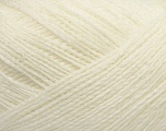 Fiber Content 87% Superwash Merino, 13% Nylon, White, Brand ICE, Yarn Thickness 2 Fine  Sport, Baby, fnt2-38111