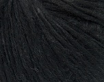 Fiber Content 27% Acrylic, 23% Nylon, 23% Wool, 15% Alpaca Superfine, 12% Viscose, Brand ICE, Anthracite Black, fnt2-38138