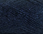 Fiber Content 85% Nylon, 15% Cotton, Navy, Brand ICE, fnt2-38298
