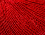 Fiber Content 70% Wool, 30% Viscose, Red, Brand ICE, fnt2-38365