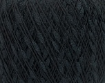 Fiber Content 80% Cotton, 20% Nylon, Brand ICE, Black, fnt2-38390