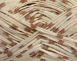 Fiber Content 85% Cotton, 15% Polyamide, Brand ICE, Beige, Yarn Thickness 3 Light  DK, Light, Worsted, fnt2-38476