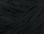 Fiber Content 80% Cotton, 20% Polyamide, Brand ICE, Black, Yarn Thickness 4 Medium  Worsted, Afghan, Aran, fnt2-38489