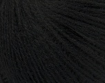This is an excellent yarn with high-content of Alpaca, Mohair, and Merino Wool. Works excellent for your fine-weight patterns with more than 30 plain and melange colors. Fiber Content 40% Merino Wool, 30% Acrylic, 20% Alpaca, 10% Mohair, Brand ICE, Black, fnt2-40599