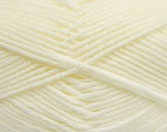 Fiber Content 50% Polyamide, 50% Acrylic, Brand ICE, Cream, Yarn Thickness 3 Light  DK, Light, Worsted, fnt2-42372