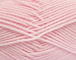 Fiber Content 50% Polyamide, 50% Acrylic, Brand ICE, Baby Pink, Yarn Thickness 3 Light  DK, Light, Worsted, fnt2-42391