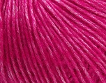 Fiber Content 50% Polyamide, 50% Acrylic, Brand ICE, Fuchsia, Yarn Thickness 4 Medium  Worsted, Afghan, Aran, fnt2-42748