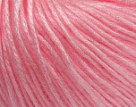 Fiber Content 50% Acrylic, 50% Polyamide, Light Pink, Brand ICE, Yarn Thickness 4 Medium  Worsted, Afghan, Aran, fnt2-42749