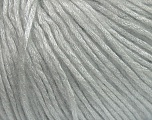 Fiber Content 50% Acrylic, 50% Polyamide, Silver, Brand ICE, Yarn Thickness 4 Medium  Worsted, Afghan, Aran, fnt2-42957