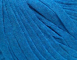 Fiberinnhold 100% Recycled Cotton, Brand Ice Yarns, Blue, Yarn Thickness 6 SuperBulky  Bulky, Roving, fnt2-43088