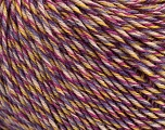 Pure Merino Xfine is a DK weight, 100% extra fine Italian-style superwash merino wool making it extremely soft, as well as durable.  Projects knit and crocheted are machine washable! Lay flat to dry. Do not bleach. Do not iron Fiberinnhold 100% Superwash Extrafine Merino Wool, Yellow, Pink, Lilac, Brand Ice Yarns, Cream, Yarn Thickness 3 Light  DK, Light, Worsted, fnt2-43407