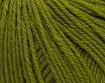 Machine washable pure merino wool. Lay flat to dry Fiber Content 100% Superwash Merino Wool, Brand Ice Yarns, Green, Yarn Thickness 5 Bulky  Chunky, Craft, Rug, fnt2-43415