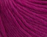 Fiberinnhold 50% Virgin ull, 40% Alpakka, 10% Akryl, Brand Ice Yarns, Fuchsia, Yarn Thickness 5 Bulky  Chunky, Craft, Rug, fnt2-43741