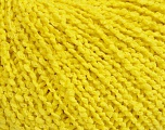 Fiber Content 81% Polyamide, 18% Cotton, 1% Elastan, Yellow, Brand Ice Yarns, fnt2-44204