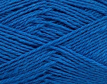 Fiber Content 100% Cotton, Brand ICE, Blue, Yarn Thickness 3 Light  DK, Light, Worsted, fnt2-44318
