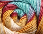Fiber Content 100% Acrylic, Yellow, Turquoise, Brand Ice Yarns, Burgundy, Beige, fnt2-44714