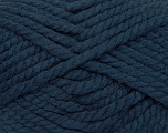 Fiber Content 55% Acrylic, 45% Wool, Navy, Brand ICE, Yarn Thickness 6 SuperBulky  Bulky, Roving, fnt2-45134