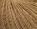 Fiber Content 70% Acrylic, 30% Wool, Brand ICE, Cafe Latte, Yarn Thickness 2 Fine  Sport, Baby, fnt2-46365