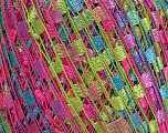 Trellis  Fiber Content 100% Polyester, Pink, Lilac, Brand ICE, Green, Blue, Yarn Thickness 5 Bulky  Chunky, Craft, Rug, fnt2-46585