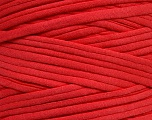 Make handbags,rugs,basket and cushion covers with this genius new-fashion yarn!<p>Since the yarn is made by upcycling fabrics, and because of the nature of the yarn; take the following notes into consideration. </p><ul><li>Width vary between 0,8 cm and 1,2 cm</li><li>Fiber content information may vary. Information given about fiber content is approximate. </li><li>The yardage and weight information of the yarn is approximate. </li></ul> Fiber Content 95% Cotton, 5% Elastan, Salmon, Brand ICE, Yarn Thickness 6 SuperBulky  Bulky, Roving, fnt2-46824