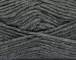 Fiber Content 50% Acrylic, 25% Wool, 25% Alpaca, Brand ICE, Dark Grey, Yarn Thickness 5 Bulky  Chunky, Craft, Rug, fnt2-47130