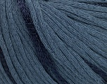 Fiber Content 79% Cotton, 21% Viscose, Brand ICE, Dark Slate Grey, Yarn Thickness 3 Light  DK, Light, Worsted, fnt2-48335