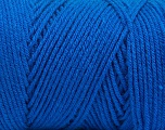 Items made with this yarn are machine washable & dryable. Fiber Content 100% Dralon Acrylic, Brand ICE, Blue, Yarn Thickness 4 Medium  Worsted, Afghan, Aran, fnt2-48602
