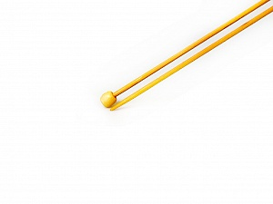 2 mm (US 0) A set of 2 bamboo knitting needles. Length: 35 cm (14&amp). Size: 2 mm (US 0) Brand SKC, Yarn Thickness Other, acs-164