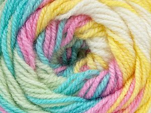 . Fiber Content 100% Baby Acrylic, Brand ICE, Baby Colors, Yarn Thickness 2 Fine  Sport, Baby, fnt2-50010