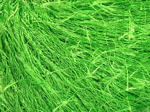 Fiber Content 100% Polyester, Light Green, Brand ICE, Yarn Thickness 5 Bulky  Chunky, Craft, Rug, fnt2-50640