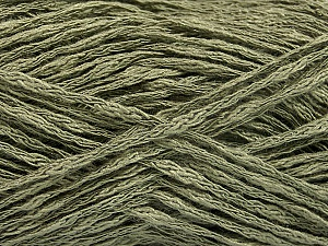 Fiber Content 100% Acrylic, Khaki, Brand ICE, Yarn Thickness 3 Light  DK, Light, Worsted, fnt2-51148
