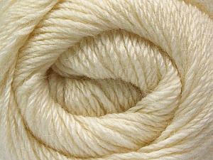 Fiber Content 45% Alpaca, 30% Polyamide, 25% Wool, Off White, Brand ICE, Yarn Thickness 3 Light  DK, Light, Worsted, fnt2-51521