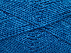 Fiber Content 50% Acrylic, 50% Bamboo, Teal, Brand ICE, Yarn Thickness 2 Fine  Sport, Baby, fnt2-51657