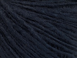 Fiber Content 60% Acrylic, 40% Wool, Navy, Brand ICE, Yarn Thickness 3 Light  DK, Light, Worsted, fnt2-51970