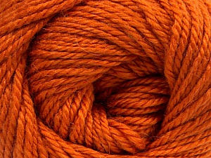 Fiber Content 45% Alpaca, 30% Polyamide, 25% Wool, Orange, Brand ICE, Yarn Thickness 3 Light  DK, Light, Worsted, fnt2-52116