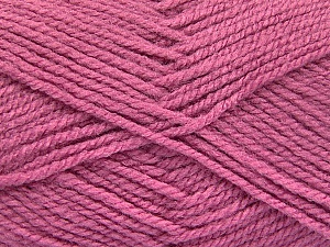 Worsted  Fiber Content 100% Acrylic, Orchid, Brand ICE, Yarn Thickness 4 Medium  Worsted, Afghan, Aran, fnt2-52125