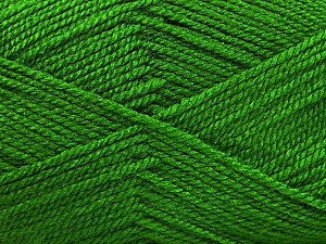 Fiber Content 100% Acrylic, Brand ICE, Green, Yarn Thickness 2 Fine  Sport, Baby, fnt2-52727