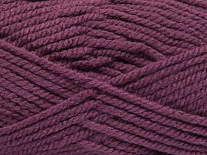 Fiber Content 100% Acrylic, Maroon, Brand ICE, Yarn Thickness 5 Bulky  Chunky, Craft, Rug, fnt2-53194