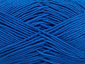 Fiber Content 100% Mercerised Cotton, Brand ICE, Dark Blue, Yarn Thickness 2 Fine  Sport, Baby, fnt2-53792