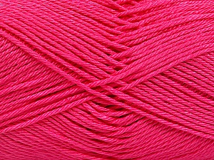 Fiber Content 100% Mercerised Cotton, Brand ICE, Gipsy Pink, Yarn Thickness 2 Fine  Sport, Baby, fnt2-53804