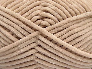 Fiber Content 100% Micro Fiber, Brand ICE, Beige, Yarn Thickness 4 Medium  Worsted, Afghan, Aran, fnt2-54145