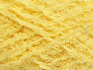 Fiber Content 100% Micro Fiber, Yellow, Brand ICE, Yarn Thickness 5 Bulky  Chunky, Craft, Rug, fnt2-54491