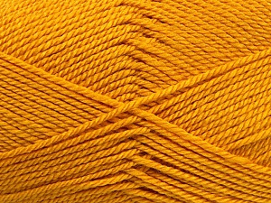 Fiber Content 100% Acrylic, Brand ICE, Gold, Yarn Thickness 2 Fine  Sport, Baby, fnt2-54494
