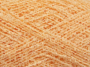 Fiber Content 100% Polyamide, Light Orange, Brand ICE, Yarn Thickness 2 Fine  Sport, Baby, fnt2-54552