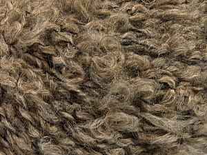 Fiber Content 45% Acrylic, 25% Wool, 20% Mohair, 10% Polyamide, Brand ICE, Camel, Yarn Thickness 4 Medium  Worsted, Afghan, Aran, fnt2-55226