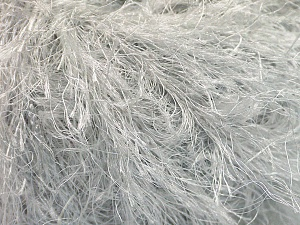 Fiber Content 100% Polyamide, White, Silver, Brand ICE, Yarn Thickness 5 Bulky  Chunky, Craft, Rug, fnt2-55729